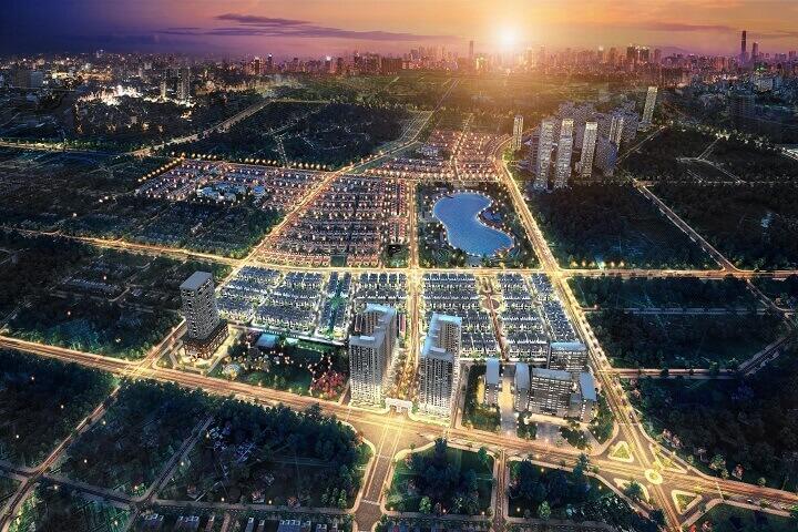 Khu đô thị Dương Nội - Mở bán Biệt thự, Liền kề 2020