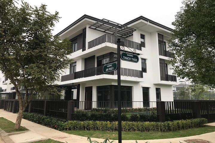 Hình ảnh Biệt thự Hà Đô Charm An Khánh