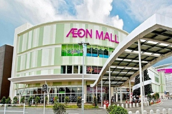 Quy hoạch trung tam thương mail aeon mall hoàng mai