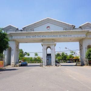Cổng chào khu đô thị Kim Chung Di Trạch