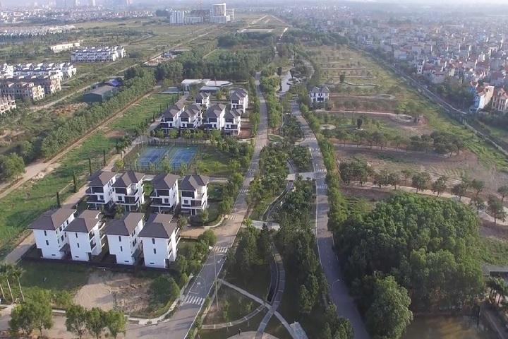 tiến độ thực tế dự án hà đô charm villas tháng 3/2020