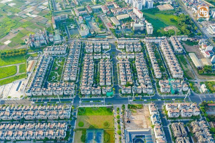 Quy hoạch khu đô thị Lideco Bắc 32