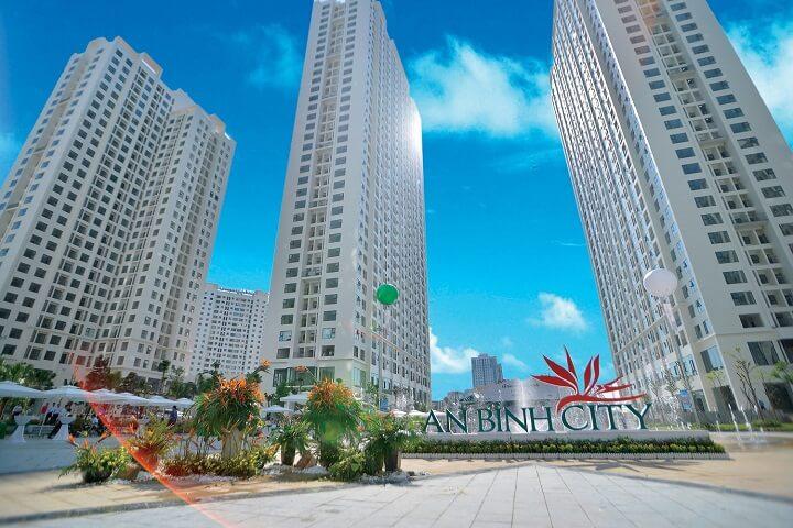 Dự án An Bình City nằm trong quần thể khu đô thị Geleximco Thành phố giao lưu
