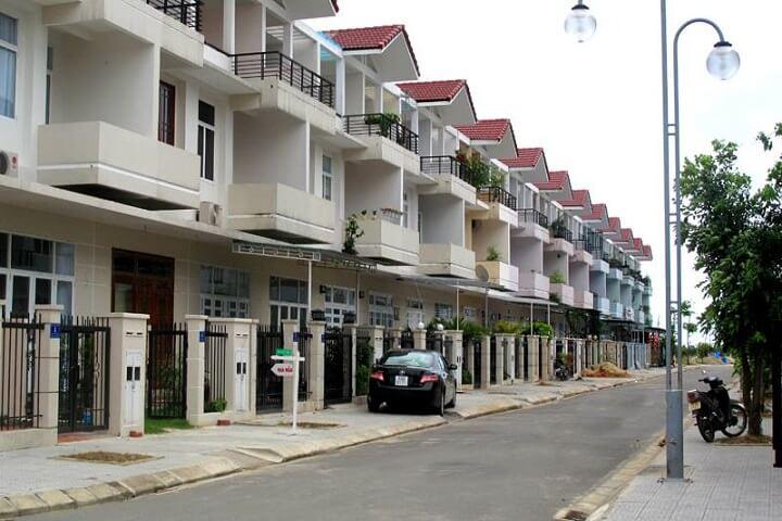 Liền kề khu đô thị An Hưng đã có nhiều cư dân về ở