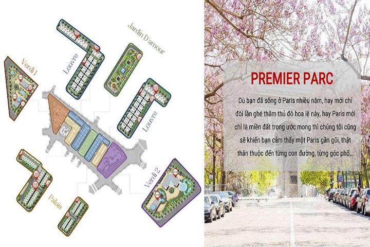 Chức năng đô thị dự án Flc Premier Park Đại Mỗ