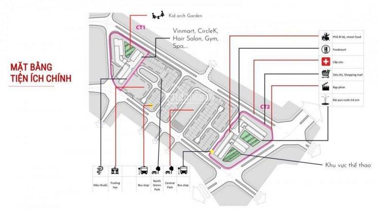Phân khu tiện ích nội khu dự án FLC Premier Park