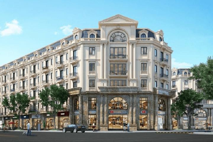 Liền kê SHophouse Kiến Hưng Luxury Hà Đông