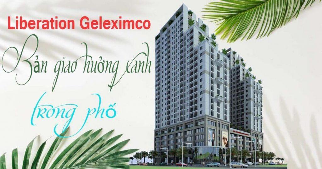 Dự án Liberation 897 Giải Phóng là sản phẩm của Geleximco