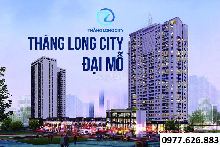 Phối cảnh dự án Thăng Long City B32 Đại Mỗ