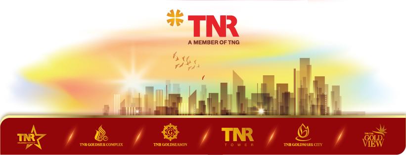 Logo chính thức Chủ đâu tư TNR Holding Việt Nam